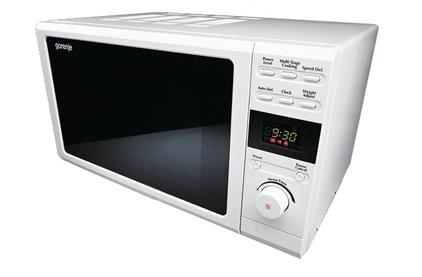 Отдельностоящая микроволновая печь Gorenje MO 17 DW