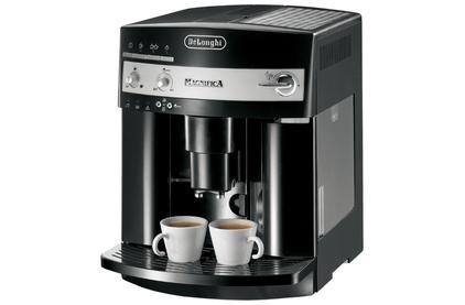 Кофемашина DeLonghi ESAM 3000 B