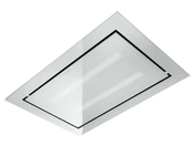 Островная вытяжка Faber SKYLIFT WHITE GLASS F90
