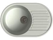 Мойка из композитного материала Selena VIOLA 740 серый