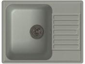 Мойка из композитного материала Selena DIONA 620 серый