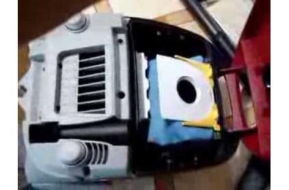 Пылесос с мешком для сбора пыли Samsung SC 4181