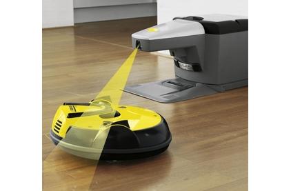 Робот пылесос Karcher Robocleaner 3000