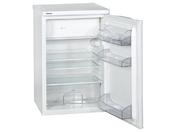 Холодильник однокамерный Bomann KS 107 белый