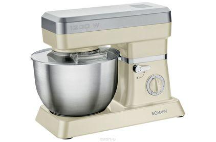 Кухонный комбайн и измельчитель Bomann KM 398 CB creme