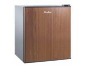 Холодильник однокамерный Tesler RC-55 WOOD
