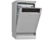 Отдельно стоящая посудомоечная машина Whirlpool ADP 522 IX