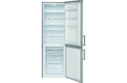 Холодильник двухкамерный Bomann KG 186 inox