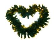 Еловый шлейф Neon-Night Шлейф белые светодиоды 307-115