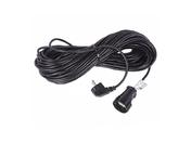 Rexant 11-4330 Удлинитель шнур 30м (1 роз.) 3х0.75 с заземлением черный