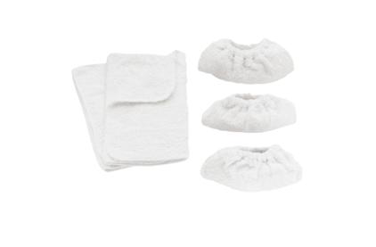 Насадка для пылесоса Karcher Комплект текстильных салфеток  6.960-019.0