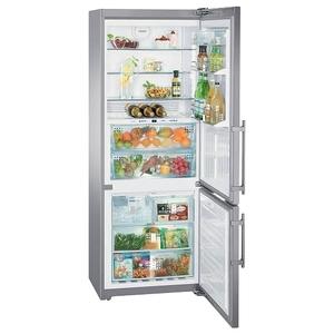 Холодильник двухкамерный Liebherr CBNPes 5167