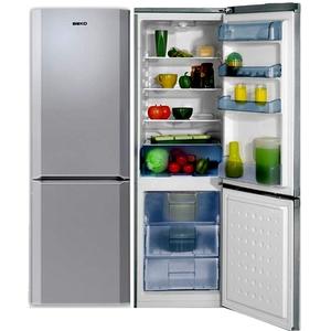 Холодильник двухкамерный Beko CS 331020 S