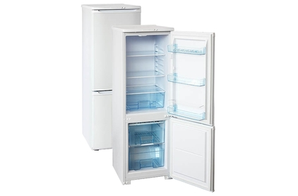 Холодильник двухкамерный Бирюса R118
