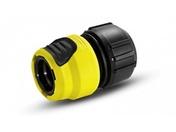 Karcher Коннектор для шланга Plus с аквастопом 1/2'' 2.645-204