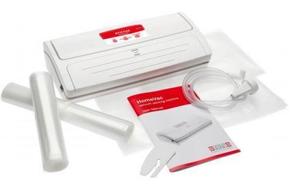 Вакуумный упаковщик бытовой STATUS Вакуумный упаковщик HV 500