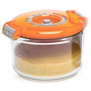 Вакуумная упаковка STATUS Контейнер для вакуумного упаковщика VAC-RD-075 Orange