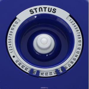 Вакуумная упаковка STATUS Контейнер для вакуумного упаковщика VAC-RD-15 Blue