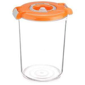 Вакуумная упаковка STATUS Контейнер для вакуумного упаковщика VAC-RD-15 Orange
