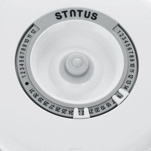 Вакуумная упаковка STATUS Контейнер для вакуумного упаковщика VAC-RD-15 White