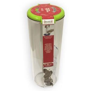 Вакуумная упаковка STATUS Контейнер для вакуумного упаковщика VAC-RD-25 Green