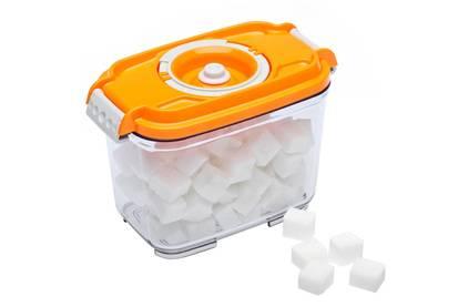 Вакуумная упаковка STATUS Контейнер для вакуумного упаковщика VAC-REC-08 Orange