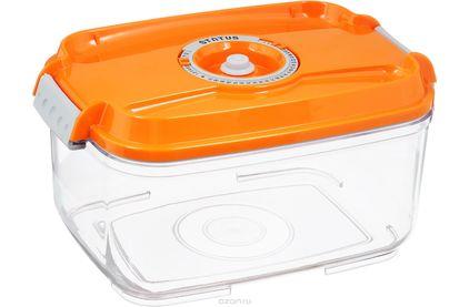 Вакуумная упаковка STATUS Контейнер для вакуумного упаковщика VAC-REC-20 Orange