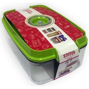 Вакуумная упаковка STATUS Контейнер для вакуумного упаковщика VAC-REC-30 Green
