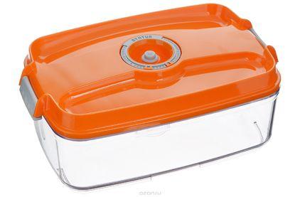Вакуумная упаковка STATUS Контейнер для вакуумного упаковщика VAC-REC-30 Orange