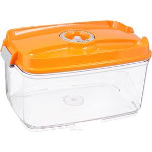 Вакуумная упаковка STATUS Контейнер для вакуумного упаковщика VAC-REC-45 Orange