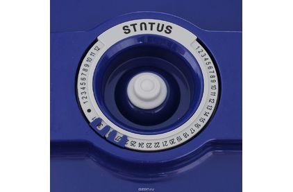 Вакуумная упаковка STATUS Контейнеры для вакуумных упаковщиков, набор VAC-REC-Bigger Blue