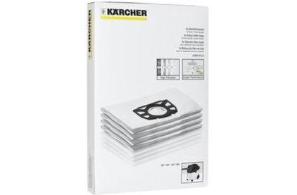 Мешок для сбора пыли Karcher Фильтр-мешки флисовые для пылесосов WD 7.xxx 4 шт. 6.904-413