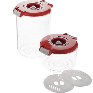 Вакуумная упаковка STATUS VAC-RD-Round Red