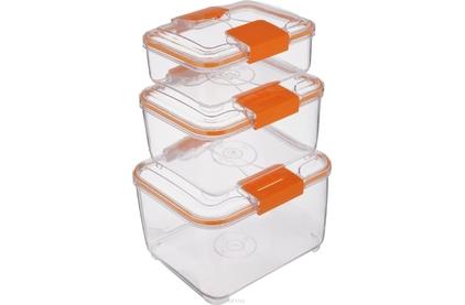 Вакуумный упаковщик бытовой STATUS RC Set higer Orange
