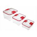 Вакуумный упаковщик бытовой STATUS RC Set higer Red
