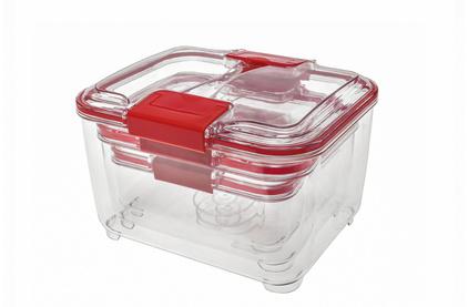 Вакуумный упаковщик бытовой STATUS RC Set lower Red