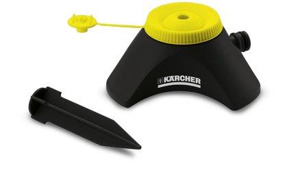 Пистолет, насадка, дождеватель для шлангов Karcher Круговой разбрызгиватель на колышке CS 90 2.645-024