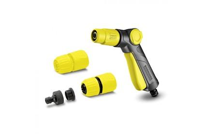 Пистолет, насадка, дождеватель для шлангов Karcher Комплект: пистолет-распылитель и коннекторы 2.645-289
