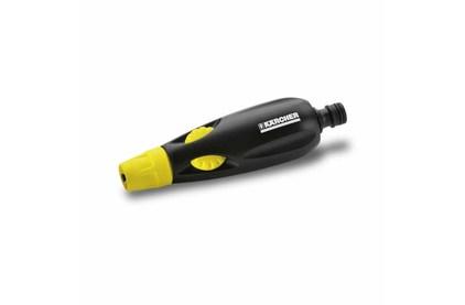 Пистолет, насадка, дождеватель для шлангов Karcher Распылительная насадка Base с контрольным клапаном 2.645-050