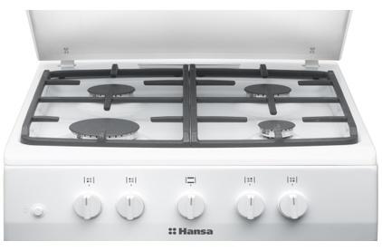 Газовая плита Hansa FCGW51054