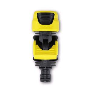 Соединитель и фитинг для систем полива Karcher Коннектор с регулирующим клапаном 2.645-208