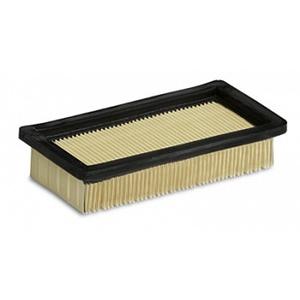 Фильтр для пылесоса Karcher Плоский складчатый фильтр с нанопокрытием для пылесосов WD 7.xxx 6.414-971