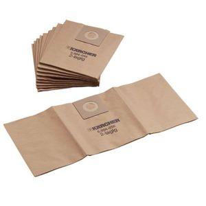 Мешок для сбора пыли Karcher Фильтр-мешки для пылесосов T 15/1; 17/1 6.907-016