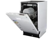Встраиваемая посудомоечная машина Zigmund Shtain DW 129.4509 X