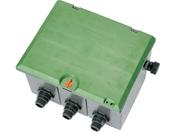 Соединитель и фитинг для систем полива GARDENA Коробка клапана для полива V3 01255-29.000.00