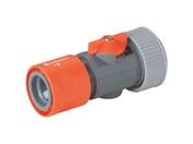 Соединитель и фитинг для систем полива GARDENA Коннектор с регулятором 3/4'' 02943-29.000.00