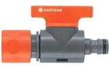 Соединитель и фитинг для систем полива GARDENA Клапан регулирующий 02977-29.000.00