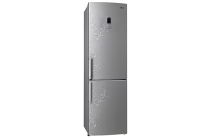 Холодильник двухкамерный LG Холодильник GAB489ZVSP