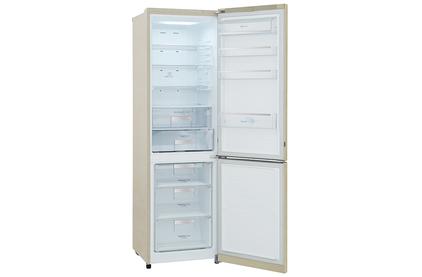 Холодильник двухкамерный LG Холодильник GAB489SEQZ