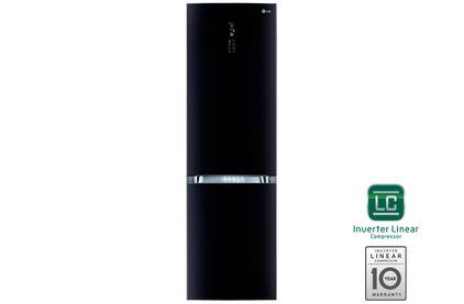 Холодильник двухкамерный LG Холодильник GAB489TGBM